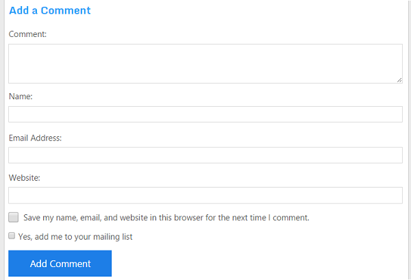 How to Add Comment Plugin in WordPress