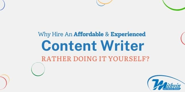 Get Affordable Content Writing Services For Several Blogs Niches